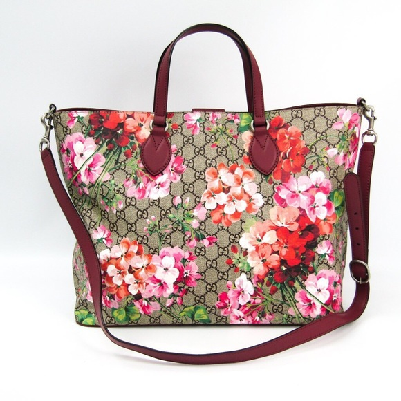 4a19f7d6d93c Gucci Bags | Gg Supreme Canvas Logo Blooms Tote | Poshmark